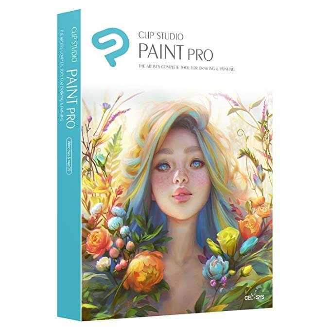 Clip Studio Paint Crack Download