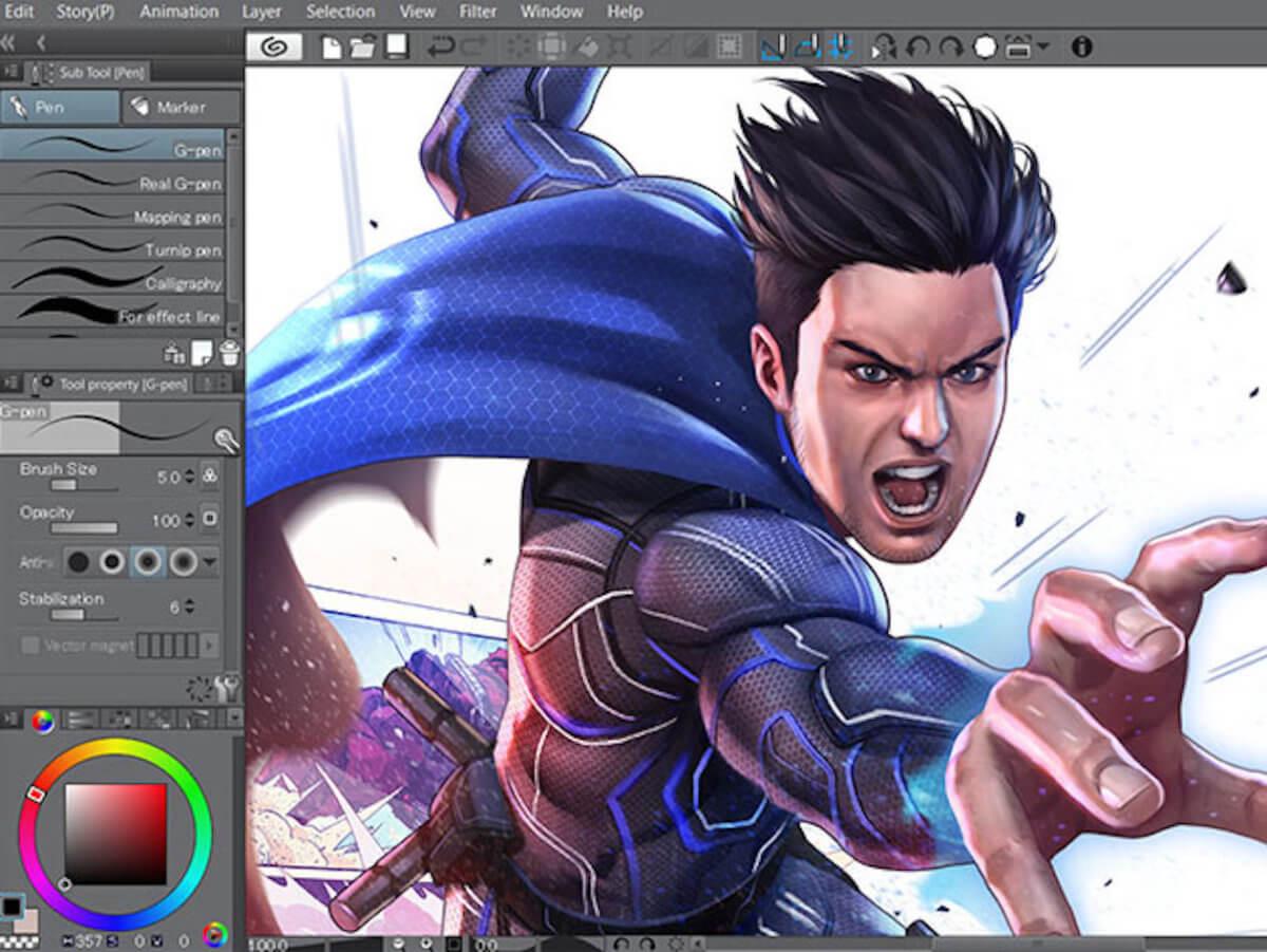Clip Studio Paint Cracked Download