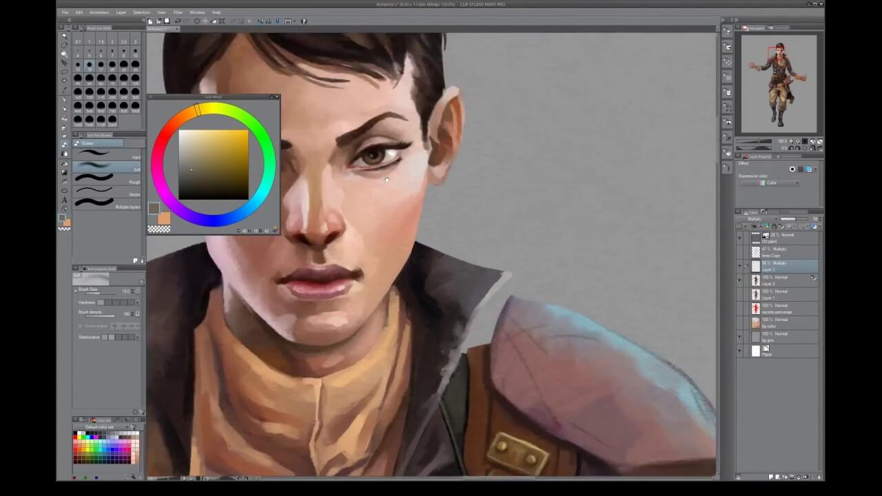 Clip Studio Paint Patch Download
