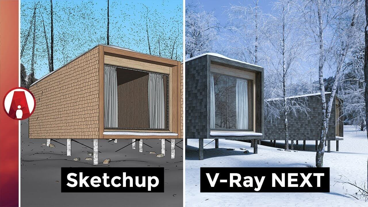Sketchup vray 4 Cracked Download