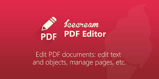 Icecream PDF editor Serial Key
