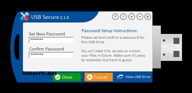 USB Secure Serial key