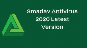 Smadav.Pro.2020 Crack for pc