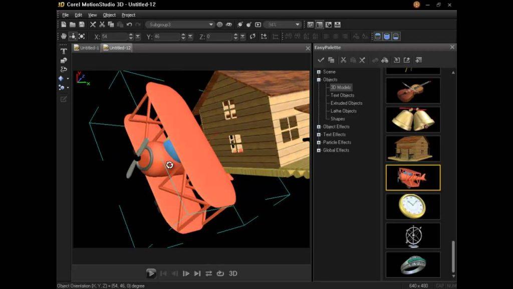 Corel-Motion-Studio-3D-Registration Key