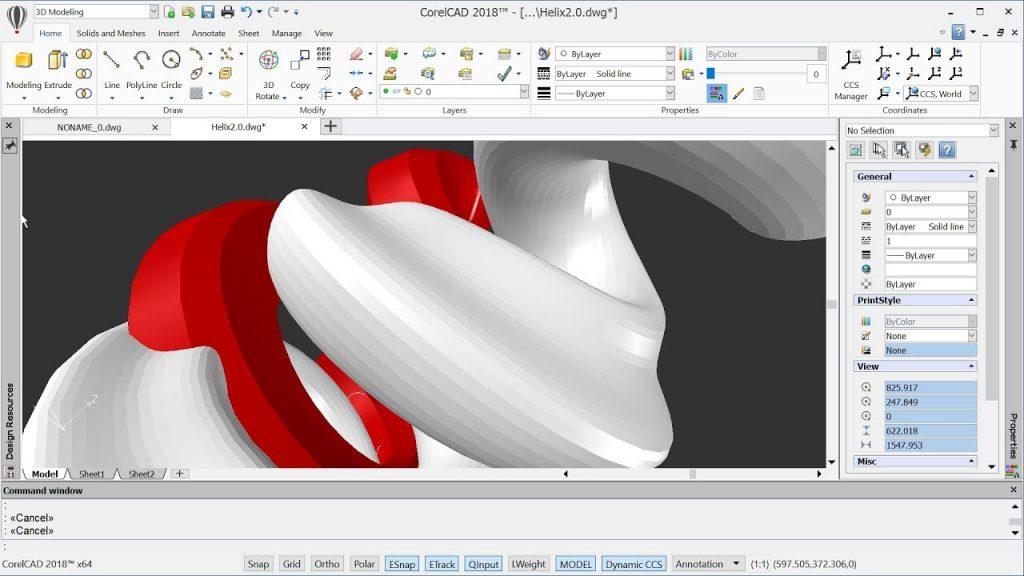corelcad-2020 Free download